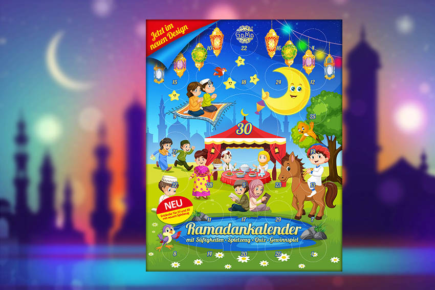 Ramadankalendar 2019 online kaufen